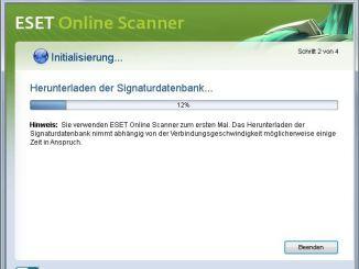 eset-standalone-online-scanner-signaturdatenbank