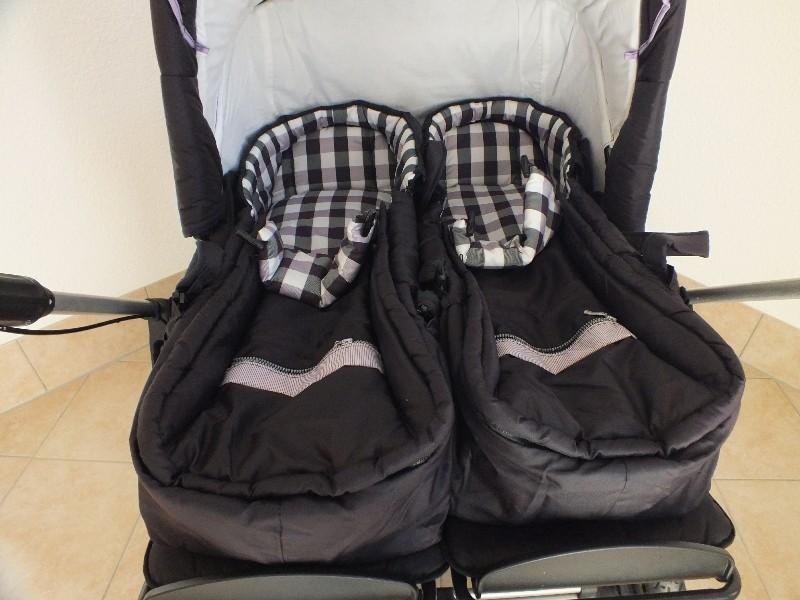 hartan zx ii zwillingswagen bild 11. Black Bedroom Furniture Sets. Home Design Ideas