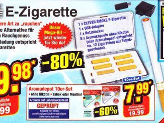 Clever Smoke Angebot bei Netto