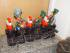 Nikolausschuhe Drillinge
