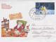 Weihnachtsbrief Umschlag