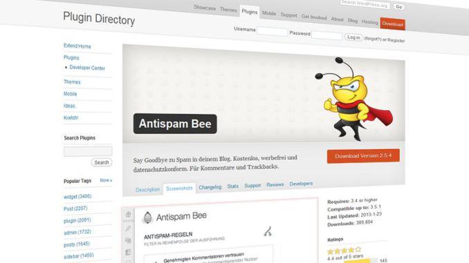 Antispam Bee Artikelbild