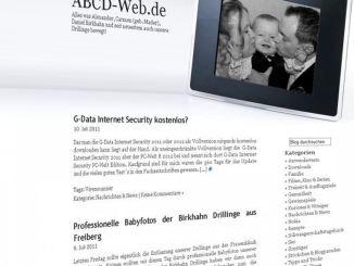 ABCD Theme Artikelbild