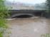 Hochwasser Muldenhutten Brücke