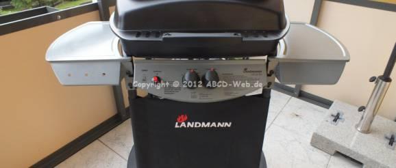 Landmann 12441 Atracto Lavastein-Gasgrill 2