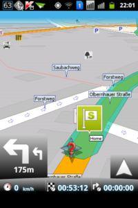 MapFactor Navigator 3D Navigation