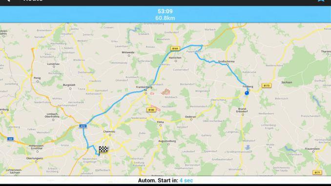 Skobbler GPS Navigation Maps