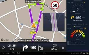Sygic Navigation Tablet