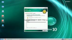 Kaspersky Rescue Disk 10 - Programm