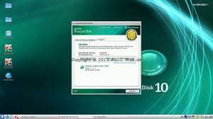 Kaspersky Rescue Disk 10 - Update