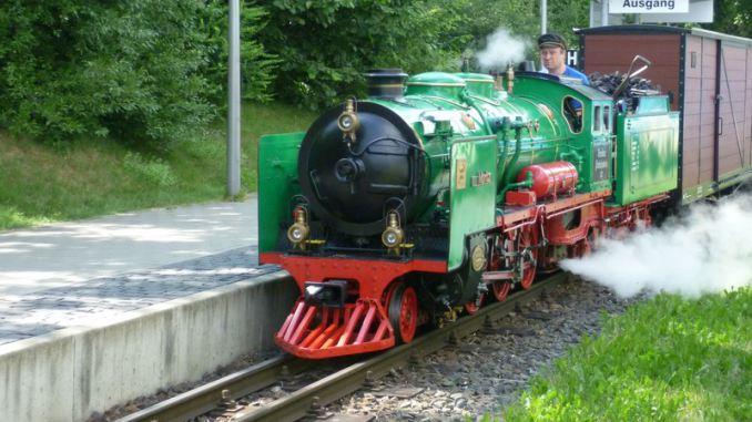 Parkeisenbahn 2012