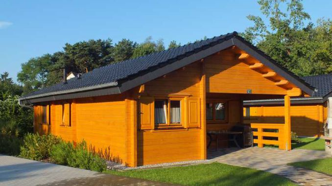 Ferienhaus Senftenberger See - Grundstuck 3