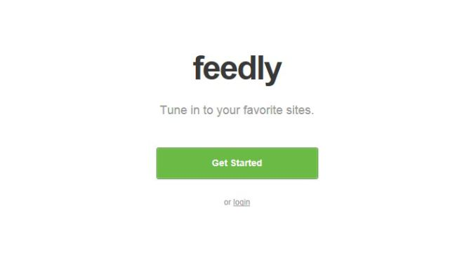 Feedly Thumbs