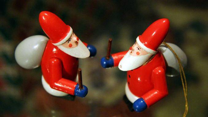 Weihnachtsmaenner