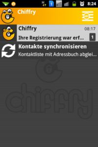 Chiffry Secure Messenger - Screenshot 6