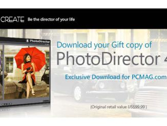 PhotoDirector 4 PCMAG