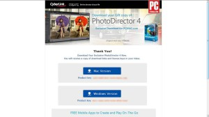 PhotoDirector 4 PCMAG Download Key