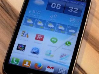 Star S9500 Screen