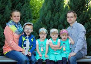 Familie Birkhahn 2014 Sommer