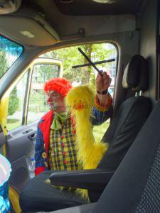 Clown - Frühchentreffen im Klinikum Chemnitz 2015
