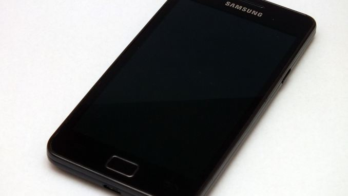 Samsung S2 mit CM12.1 und Android 5.1.1
