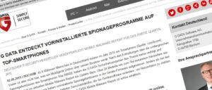 Malware Report G-Data