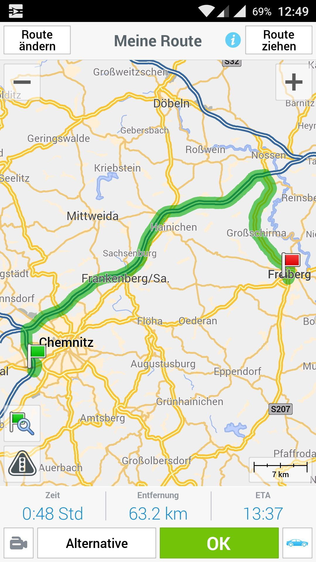 Copilot DACH Route 1