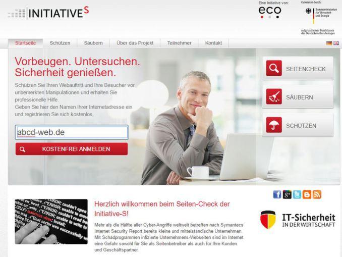 initiative-s.de - Screenshot 20-6-2016