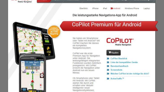 Screenshoot copilotgps-com